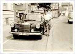 Fahrservice Schäfer - Ihr Taxiunternehmen aus Dreieich